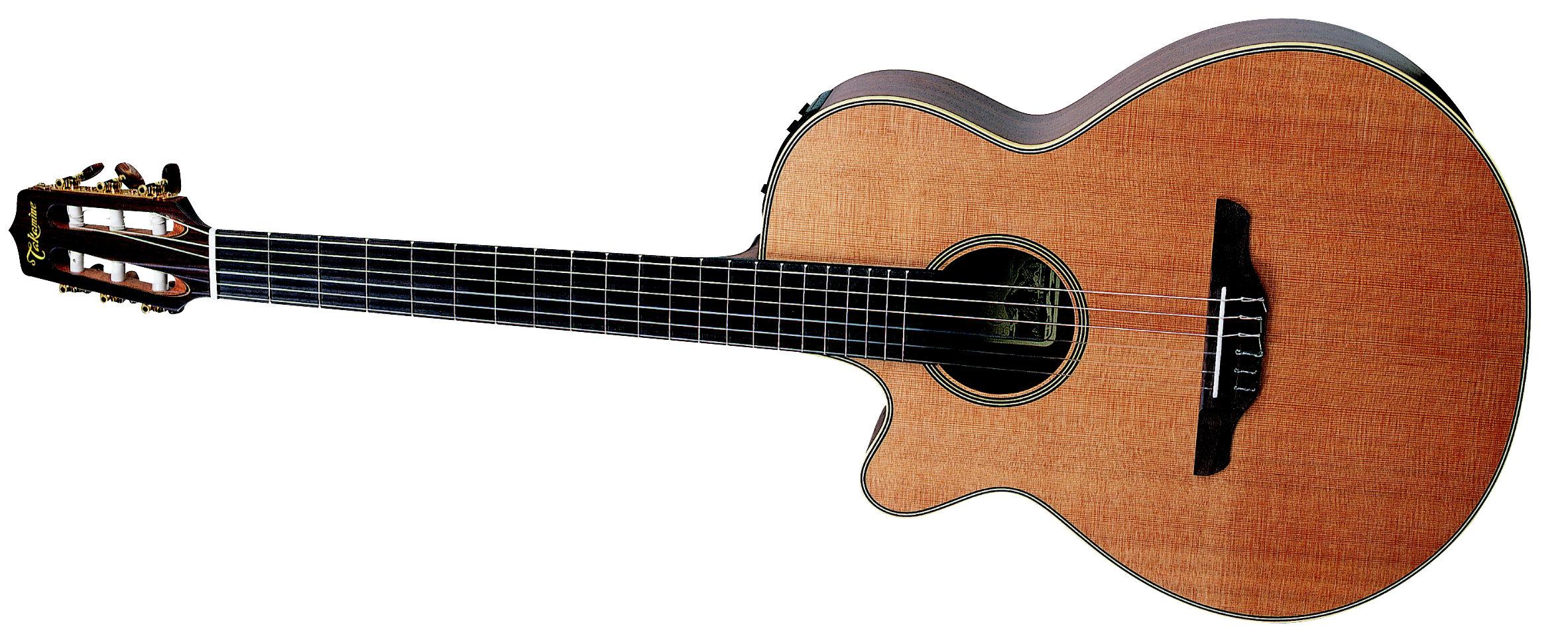 guitare gaucher nylon