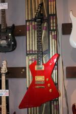 Ibanez  Destroyer DT-300 FR 1982 Red Metal