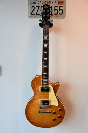 THE HERITAGE - H150 HONEYBURST FLAME TOP 1996