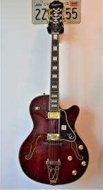 EPIPHONE  JOE PASS EMPEROR II WINE RED 2016