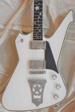 FEJOZ   PAUL STANLEY PS2000 WHITE 2007