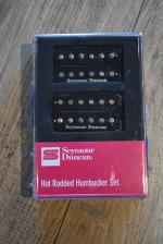 SEYMOUR DUNCAN  HOT RODDED SET